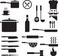 cooking utensils - cooking photo
