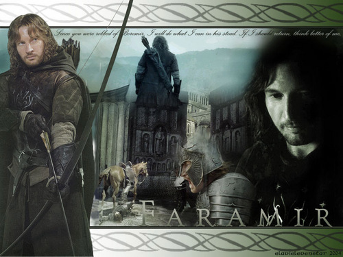 faramir - lord-of-the-rings Wallpaper