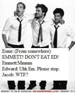 jacob,edward,Emmet