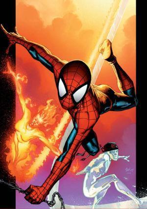 ultamite spiderman