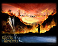 *The Burning Bridge* - the-rangers-apprentice wallpaper