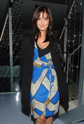 02-03-08: Mercedes-Benz Fashion Week- Diane Von Furstenberg