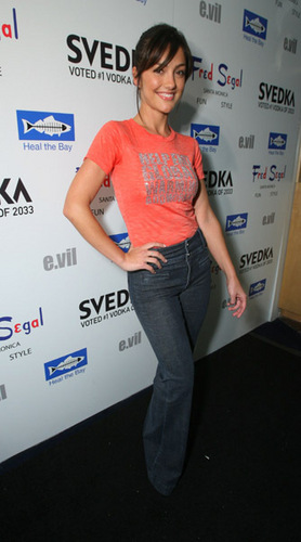 04-22-08: SVEDKA's e.vil T-Shirt Launch to Benefit Heal the бухта, залив
