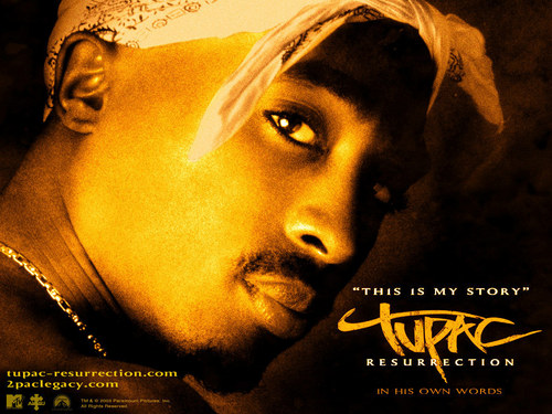 Tupac Shakur wallpaper possibly with a newspaper, a sign, and anime called 2Pac