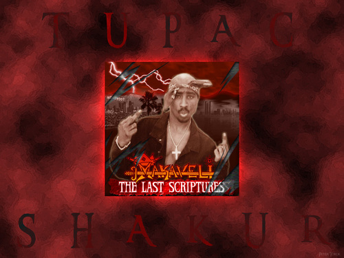 Tupac Shakur wallpaper containing anime titled 2Pac