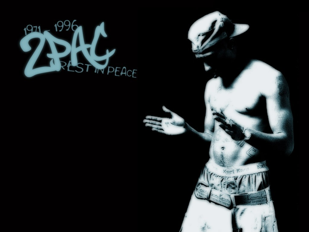 Tupac Shakur - Wallpaper Hot