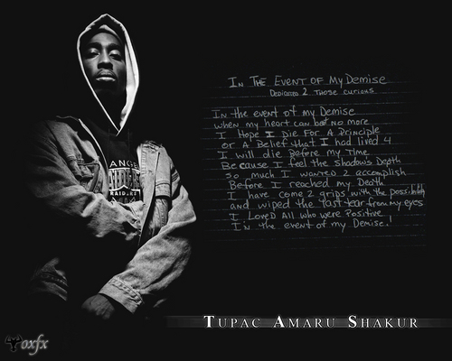 Tupac Shakur wallpaper called 2Pac