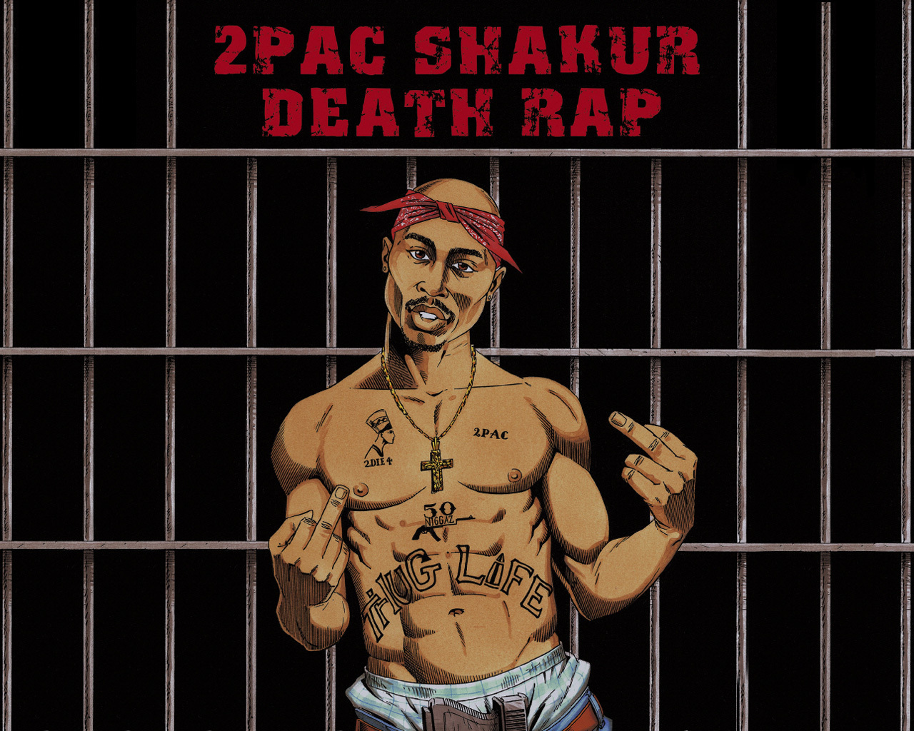 "a biography of the life and times of tupac amaru shakur 18 years since his death, tupac shakur seems to pop up every few years   involved in the case have challenged whether tupac amaru shakur actually died  after being  hiding in the outlawz ""thug life 2013"" video (2013."