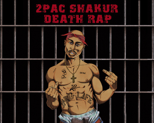 2Pac - tupac-shakur Wallpaper
