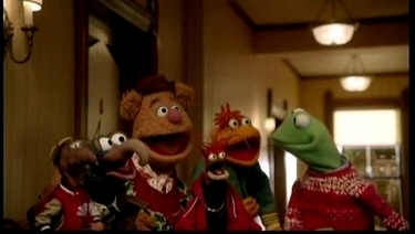 The Muppets wallpaper titled A Muppet Christmas: Letters to Santa