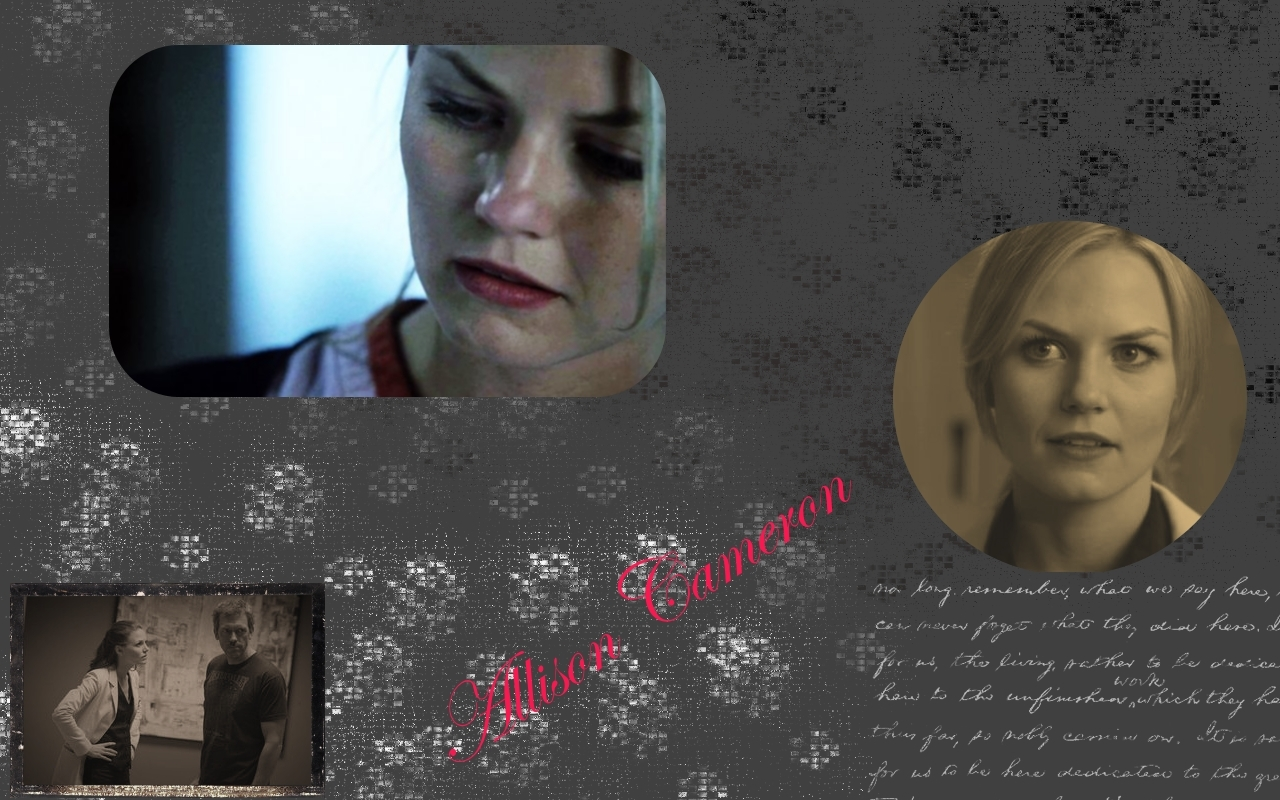 Allison Cameron - dr-allison-cameron wallpaper