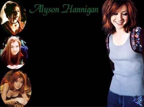 Alyson Hanigan