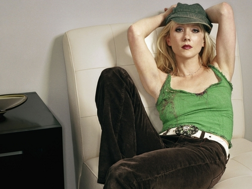 Anne Heche wallpaper containing a fedora called Anne