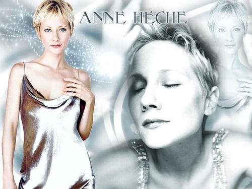 Anne Heche wallpaper with a portrait entitled Anne