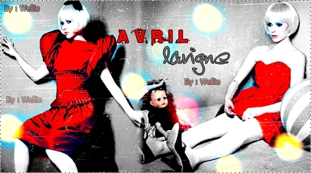 Avril,s Doll ^^