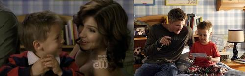 Brucas and Jamie wallpaper probably containing a portrait titled BLJ <3
