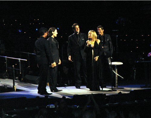 Barbra&Il Divo~ In Concert