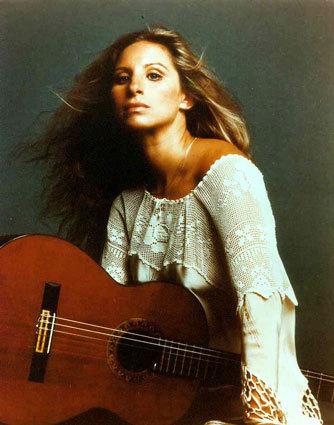Barbra Streisand 바탕화면 containing an acoustic 기타 called Barbra