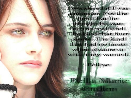 Bella schwan Cullen