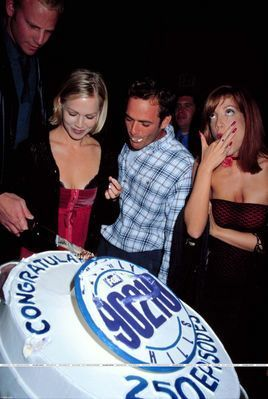 Beverly Hills 90210 250th episode party