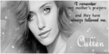 Black&white Esme Banner - esme-cullen photo