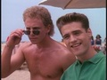 Brandon and Steve - beverly-hills-90210 screencap