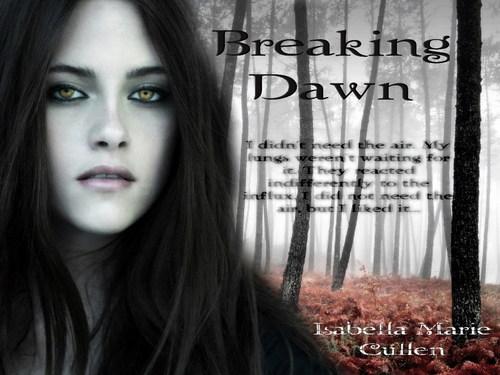 Breaking Dawn Bella