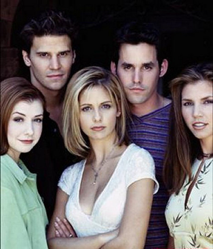 Buffy The Vampire Slayer promo