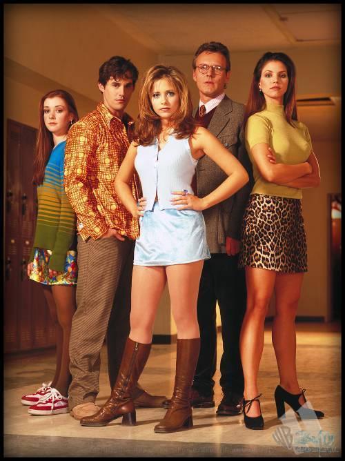 Buffy The Vampire Slayer promo