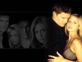 Buffy and Angel - buffy-the-vampire-slayer photo