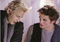 Carlisle and Edward - twilight-series photo