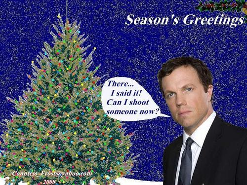 Casey's Holiday Greetings