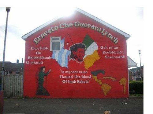 Che Ireland Mural