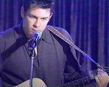 Christian Kane kertas dinding with a guitarist and a konsert called Christian Kane picture