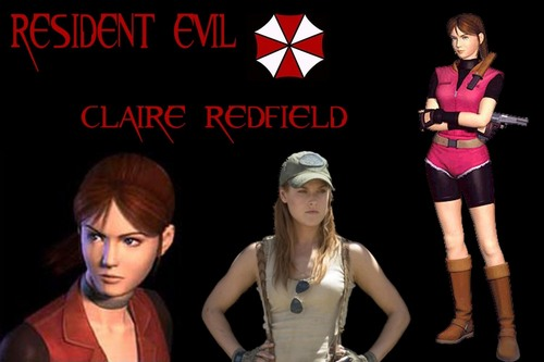 Clarie Redfield