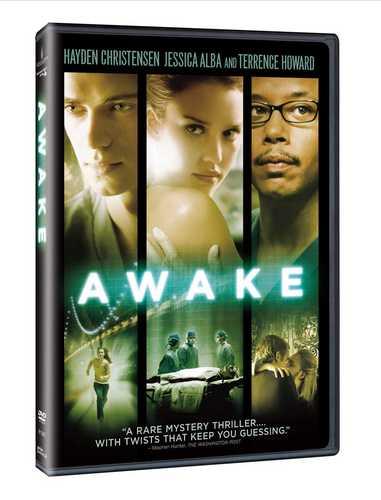 DVD Cover of AWAKE