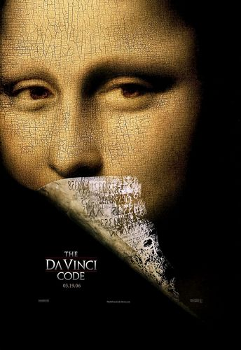 Da Vinci Code - Movie Poster