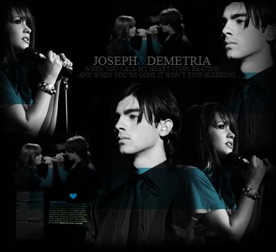 Demi and Joe Banner