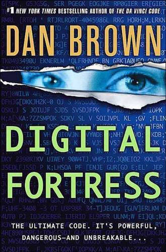 Dan Brown Обои containing Аниме titled Digital Fortress