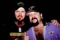 Dimebag Darrell And Vinnie Paul