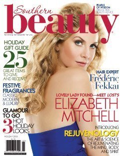 Elizabeth on cover