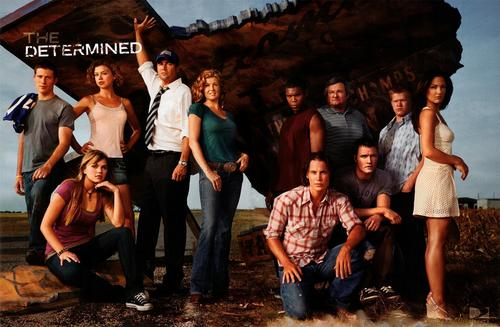 Friday Night Lights wallpaper possibly containing a wickiup titled Friday Night Lights cast