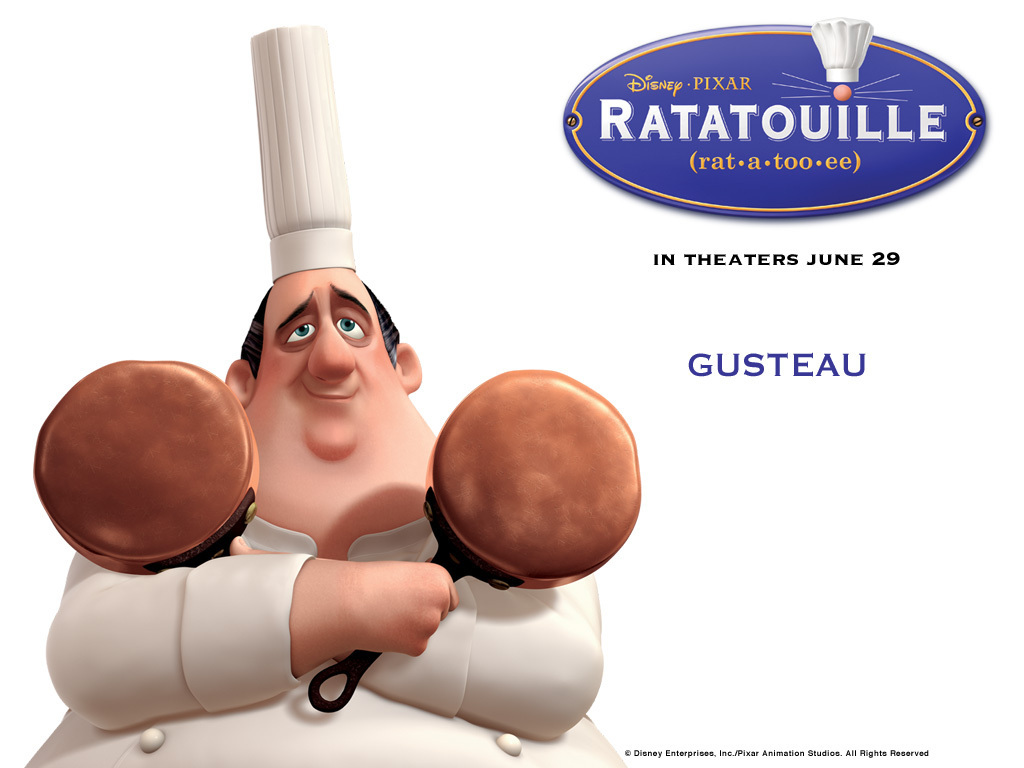 Gusteau Wallpaper - Ratatouille Wallpaper (3206594) - Fanpop