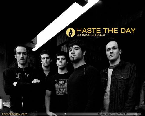 Haste The দিন