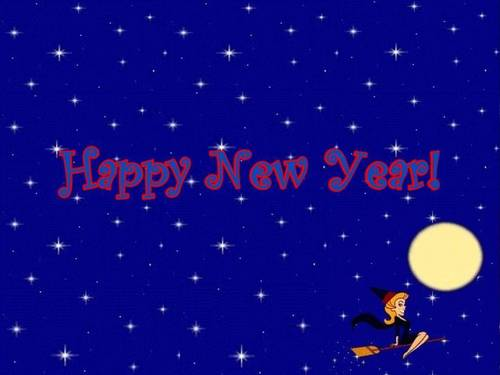Have A Bewitching New Year!