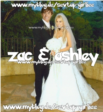 zac efron wedding