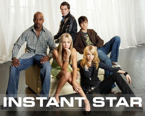 Instant ster Cast