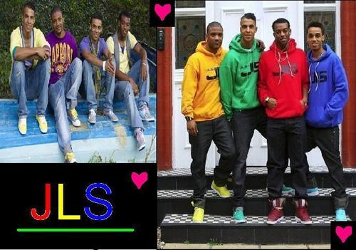 JLS LOOKIN HOT!
