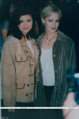 Jennie and Tiffani