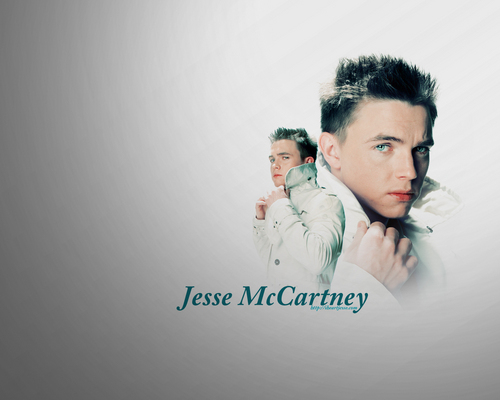 Jesse McCartney wallpaper probably containing a portrait titled Jesse